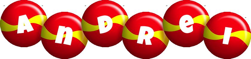 Andrei spain logo