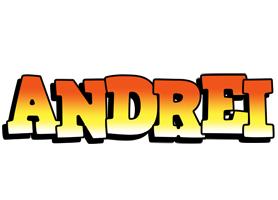 Andrei sunset logo