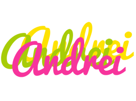Andrei sweets logo