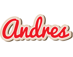 Andres chocolate logo