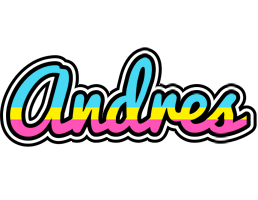 Andres circus logo