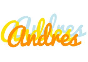 Andres energy logo