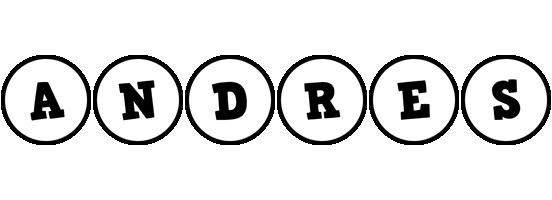 Andres handy logo