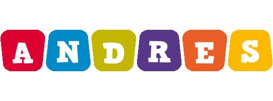 Andres kiddo logo