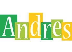 Andres lemonade logo