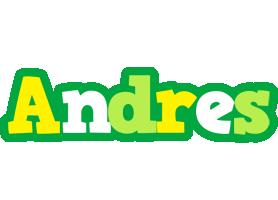 Andres soccer logo