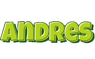 Andres summer logo