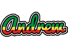 Andrew african logo
