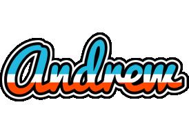 Andrew america logo