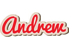 Andrew chocolate logo