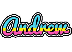 Andrew circus logo