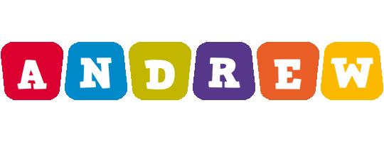 Andrew daycare logo