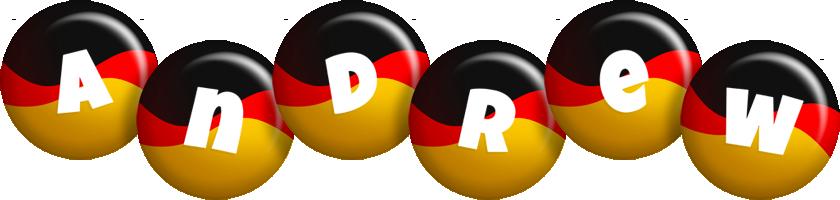 Andrew german logo