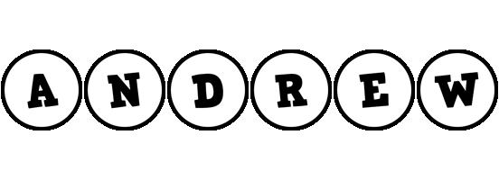 Andrew handy logo