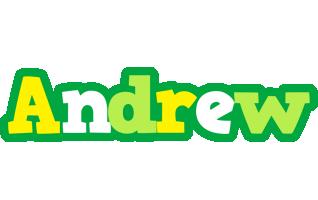 Andrew soccer logo