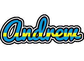 Andrew sweden logo