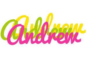 Andrew sweets logo