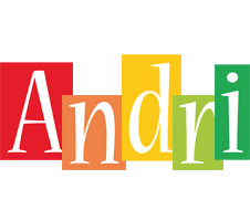 Andri colors logo
