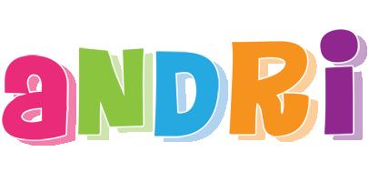 Andri friday logo