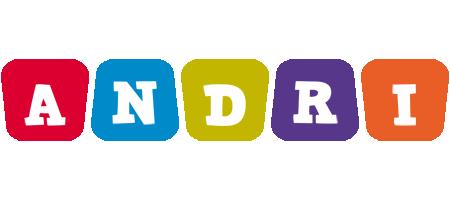 Andri kiddo logo