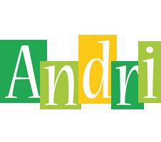 Andri lemonade logo