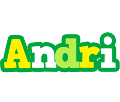 Andri soccer logo