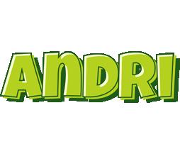 Andri summer logo