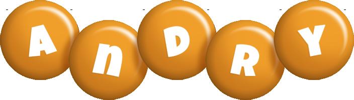 Andry candy-orange logo