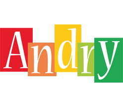 Andry colors logo
