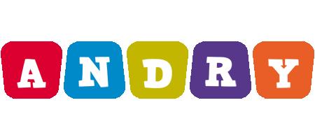 Andry kiddo logo
