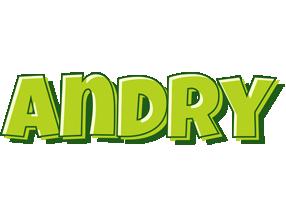 Andry summer logo