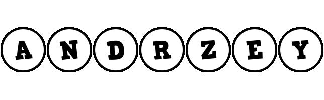 Andrzey handy logo