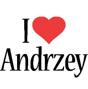 Andrzey i-love logo