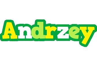 Andrzey soccer logo