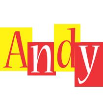 Andy errors logo