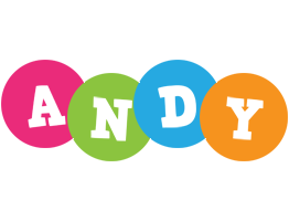 Andy friends logo