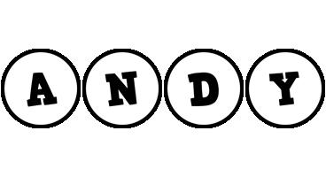 Andy handy logo