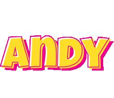 Andy kaboom logo