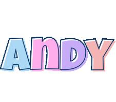 Andy pastel logo