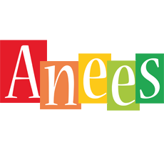 Anees colors logo