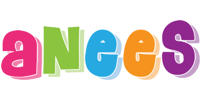 Anees friday logo