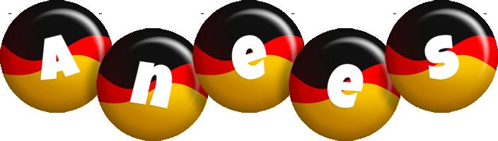Anees german logo