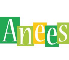 Anees lemonade logo