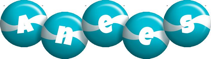 Anees messi logo