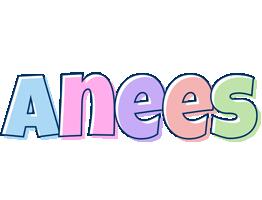Anees pastel logo