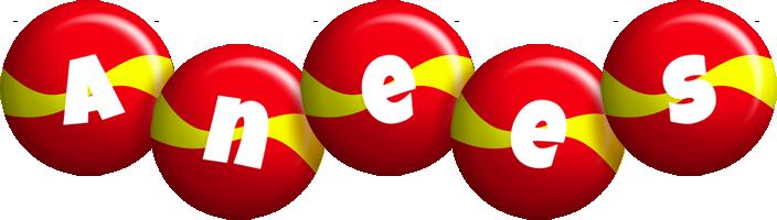 Anees spain logo
