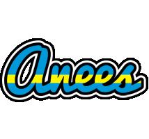 Anees sweden logo