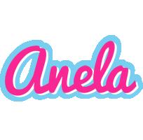 Anela popstar logo