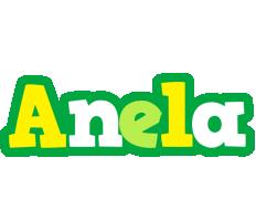 Anela soccer logo