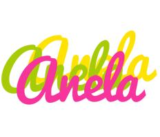 Anela sweets logo